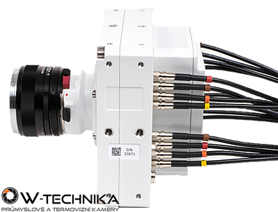 Vysokorychlostní kamera Phantom S640 - 4