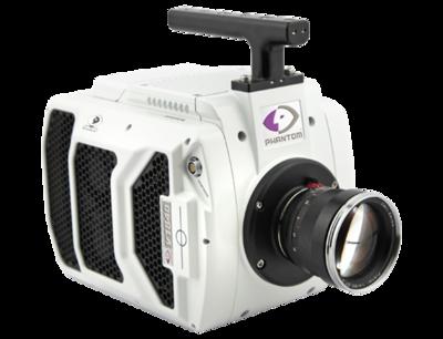Vysokorychlostní kamera Phantom v1212 - 4
