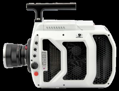 Vysokorychlostní kamera Phantom v2012 - 4