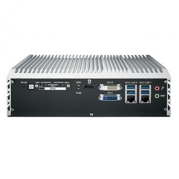 Vecow průmyslové PC ECS-9000-PoE/R - 4