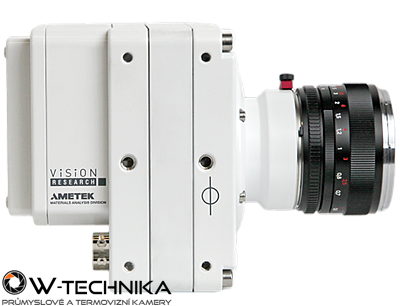 Vysokorychlostní kamera Phantom VEO 710 - 4