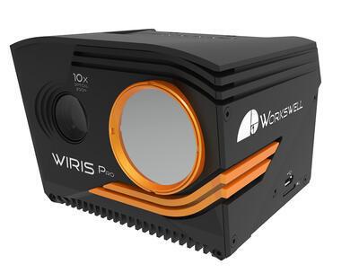 Sestava: Workswell WIRIS Pro & DJI M210 V2.0 - 4