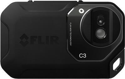 Malá a lehká termokamera FLIR C3 - 5
