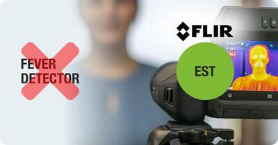 Sestava: Termokamera FLIR E53 a Software FLIR Screen-EST - 5