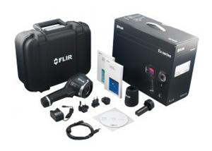 Termokamera FLIR E5 pro průmysl a stavebnictví - 5