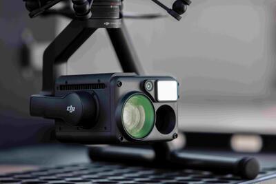 DJI ZENMUSE H20T - termokamera na dron DJI M300 RTK - 5