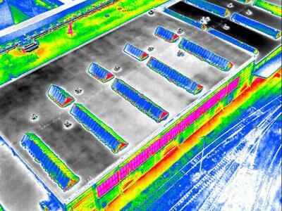 Kurz letecké termografie s použitím bezpilotních letadel - 5