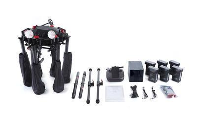 Půjčovna - Dron DJI M600 Pro s pilotem - 5