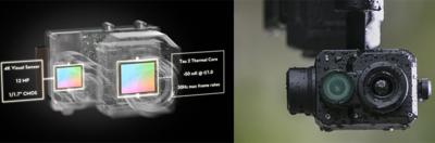 Termokamera pro drony DJI ZENMUSE XT2 - 5