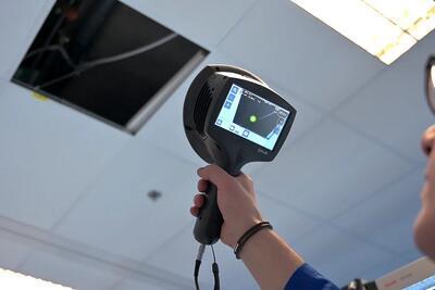 Akustická kamera FLIR Si124 - 5