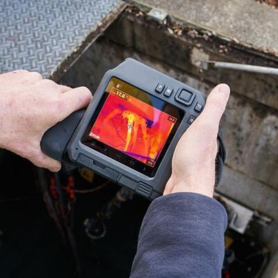 Termokamera FLIR T540 pro stavebnictví a průmysl - 6