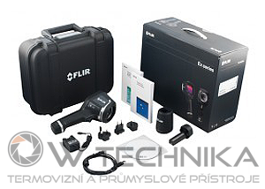 Termokamera FLIR E6xt ve stavebním balíčku - 6