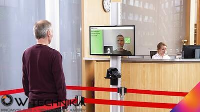 Termokamera FLIR E86-EST pro screening horečnatých stavů - 6