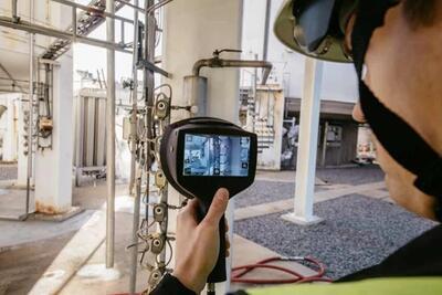 Akustická kamera FLIR Si124 - 6