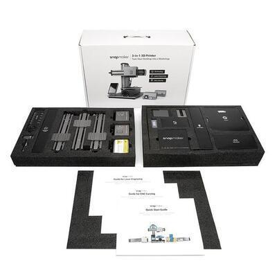 3D tiskárna Snapmaker Original 3V1 - 7