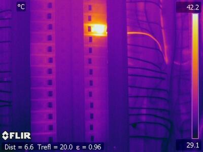Termokamera FLIR T620bx pro stavebnictví - 7
