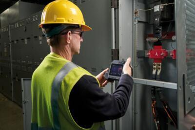 Termokamera FLIR T540 pro stavebnictví a průmysl - 7