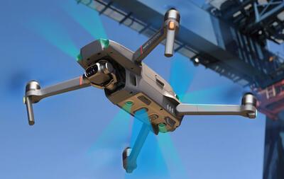 Kombo dron s termokamerou pro myslivce a senoseče - 7