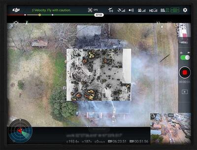 Termokamera pro drony DJI ZENMUSE XT2 - 7